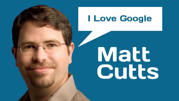Matt Cutts porte parole SEO chez Google