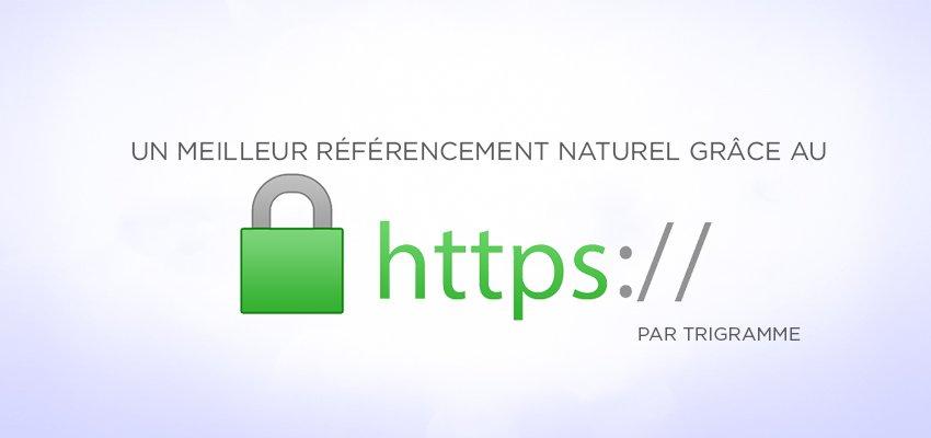 Obtenez un meilleur référencement sur Google grâce au HTTPS
