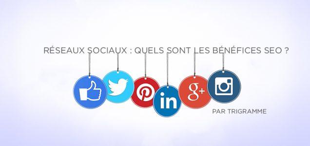 Quels sont les bénéfices à l'utilisation des réseaux sociaux pour votre référencement naturel