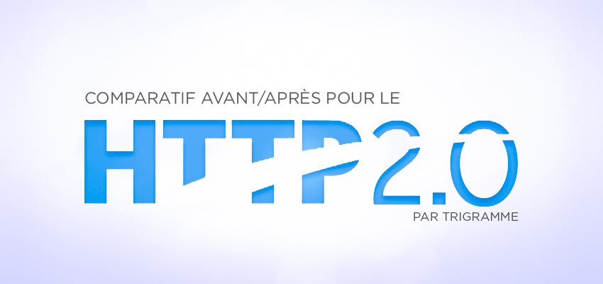 Comparatif entre le protocole HTTP/2 et le protocole HTTP/1.1